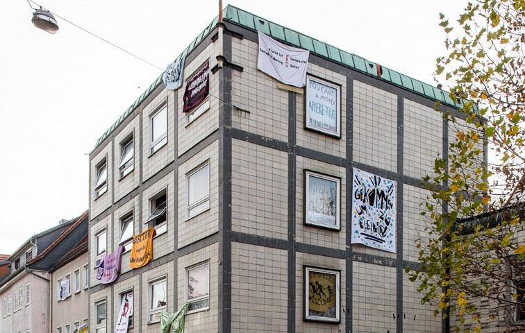 Nicht in Berlin - Der Bürger lässt das Glotzen sein