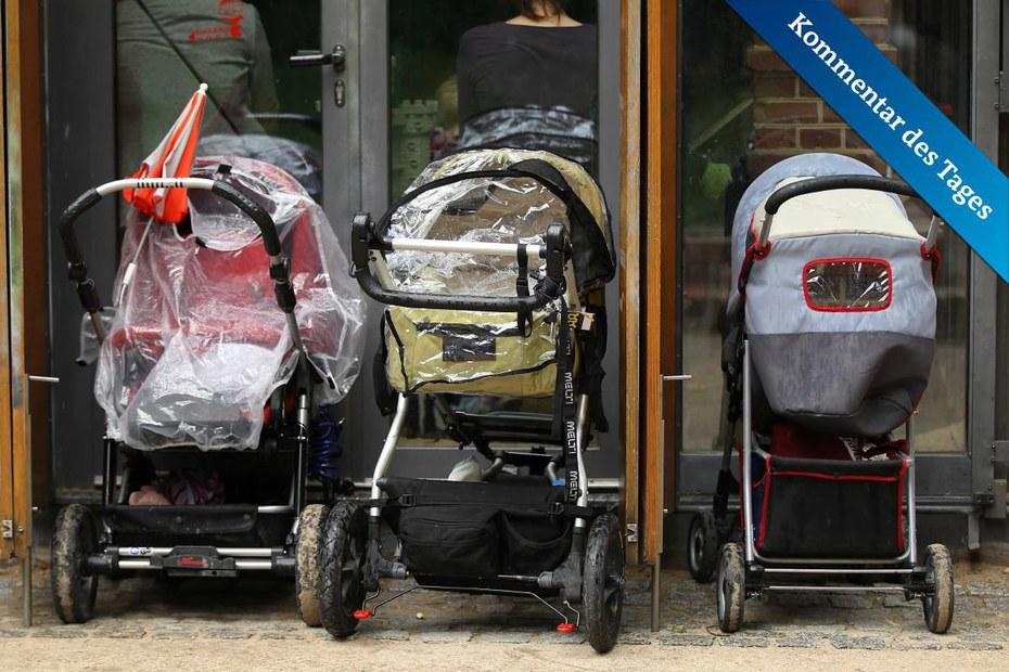 Kinderbetreuung ǀ Billig kann teuer werden — der Freitag