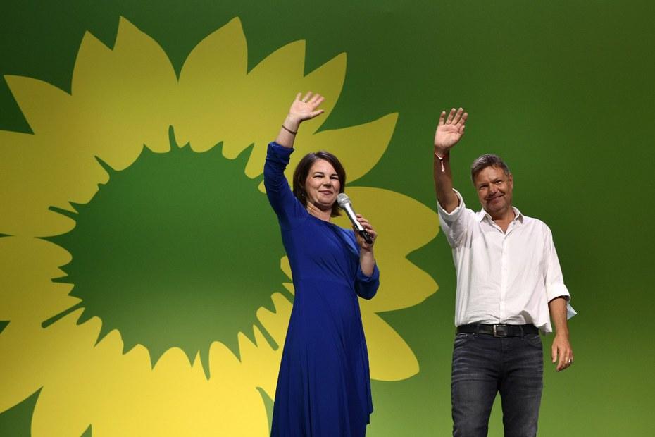 Bundestagswahl - An Baerbock hat es nicht gelegen