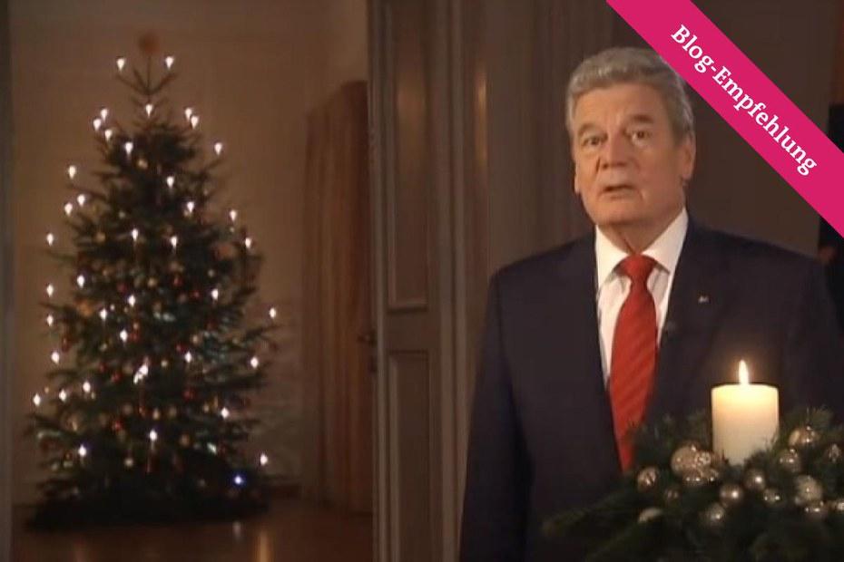Blog: Neujahrsansprachen ǀ Meine nie gehaltene Ansprache zu Neujahr ...