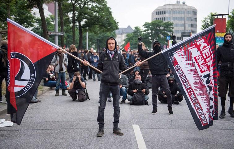 Demo Hamburg Freitag