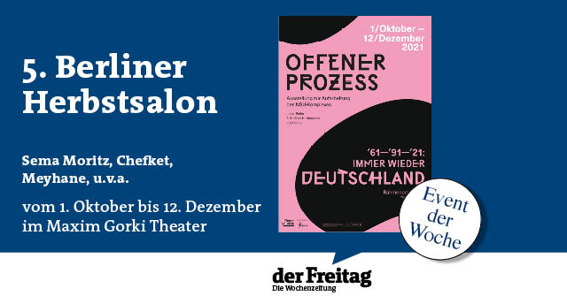 Event: 5. Berliner Herbstsalon