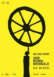 WE ARE HERE! – 2. Roma-Biennale