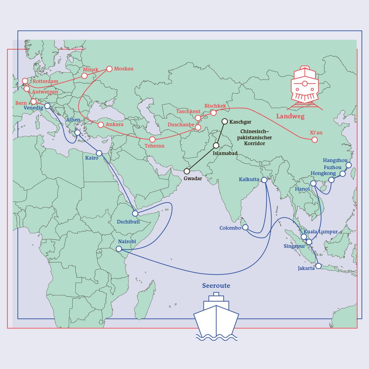 China ǀ Ostwind obsiegt — der Freitag